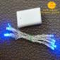 LED工艺品、玩具电池盒灯串